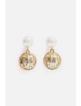 Oribe Earrings by Ch Carolina Herrera