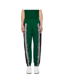 Green Vocala Track Pants by Adidas Originals
