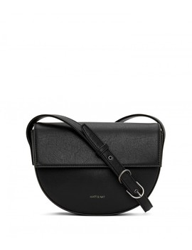 Rith Saddle Bag   Black by Matt & Nat