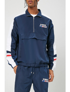 K Swiss Graphic Anorak by Forever 21