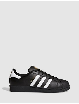 Superstar Foundation Shoes by Adidas Originals