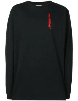 Logo Sweatshirts by Polythene* Optics