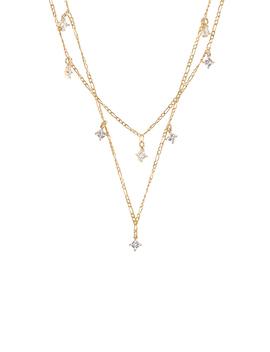 Esme Layered Necklace by Natalie B Jewelry