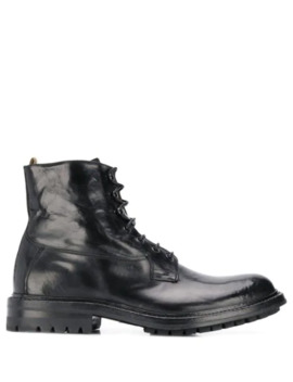Army Style Boots by Officine Creative