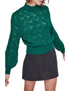 Audra Bishop Sleeve Sweater by Astr The Label