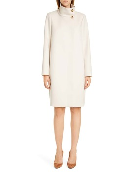 Fire Wool & Cashmere Coat by Max Mara