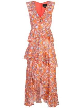 Savannah Tiered Maxi Dress by Cynthia Rowley