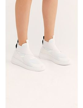 Hi Twins Beat Sneaker by Fessura