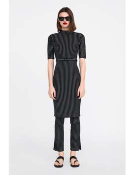 Pinstripe Trousers Collectionwoman Sale by Zara