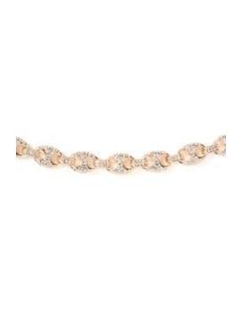 Ice Box Chain Link Bracelet   Gold by Fashion Nova