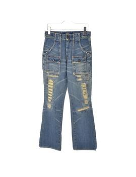 Kapital / Capital Damage Processing Bush Denim Underwear by Rakuten Global Market