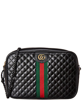 Gucci Small Quilted Leather Shoulder Bag by Gucci