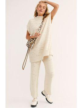 White Sand Sweater Set by Fp Beach