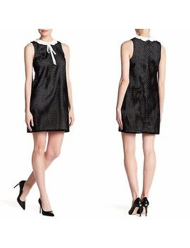 Nwot Ce Ce Joelle Sleeveless Scalloped Dress, $148, Size 6 by Ce Ce