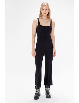 Uo Jersey Scoop Neck Jumpsuit by Urban Outfitters