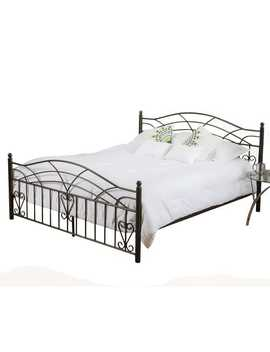 Westerfield Copper Iron Queen Bed by Pier1 Imports