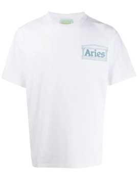 T Shirt Con Stampa by Aries