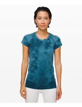 Swiftly Speed Short Sleeve Marble New by Lululemon