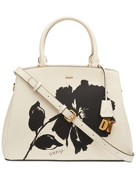 Paige Floral Large Satchel, Created For Macy's by General