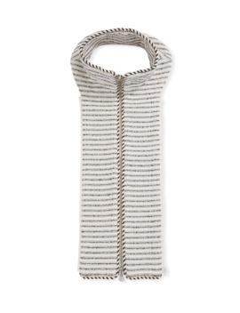Bess Striped Tweed Dickey by Veronica Beard