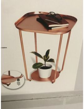 Umbra Annex Side Table, Copper ($199 For Only $79 On Sale For Limited Time) by Umbra