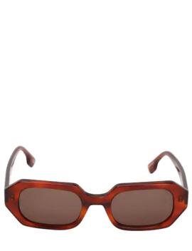 La Dolce Vita Octagonal Sunglasses by Le Specs