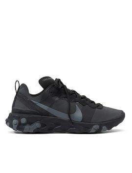Black React Element 55 Sneakers Men by Nike