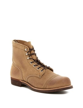 """Iron Ranger 6\"""" Cap Toe Boot by Red Wing"""
