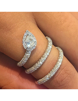2018 Newest Design Long Snake Ring With Full Micro Paved Cz Fashion Women Silver Color Rings Wholesale by Ali Express.Com