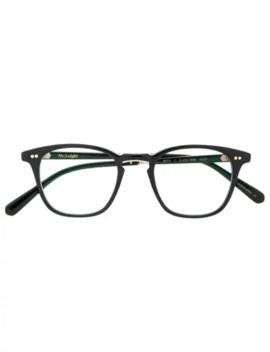 Square Frame Glasses by Garrett Leight