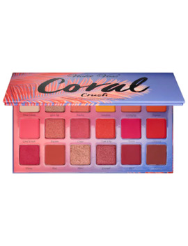 Coral Crush Eyeshadow And Pressed Pigment Palette by Violet Voss
