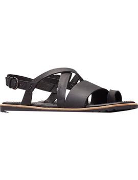 Ella Criss Cross Slingback Sandal by Sorel