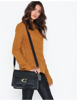Polished Pebble Leather Tabby Shoulder Bag by Coach