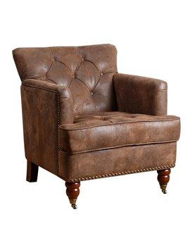 Aliya Club Chair by Joss & Main