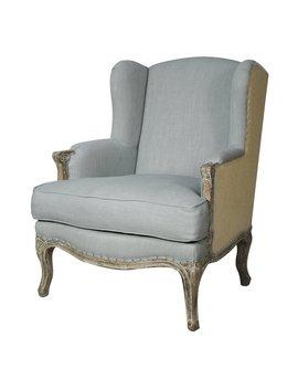 Rotan Wingback Chair by Joss & Main
