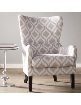 Oday Wingback Chair by Joss & Main