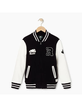 Boys 2.0 Awards Jacket Boys 2.0 Awards Jacket by Roots