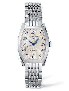 Evidenza Automatic Bracelet Watch, 26mm X 30.6mm by Longines