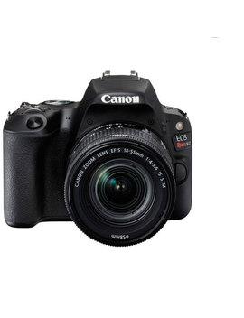 Appareil Photo Reflex Numérique Eos Rebel Sl2 De Canon Avec Objectif 18 55 Mm by Best Buy