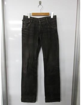Julius / Julius Damage Processing Bending Denim Underwear 2 Brand Old Clothes / Brand Old Clothes Union3 Kiyomi Street Shop by Rakuten Global Market