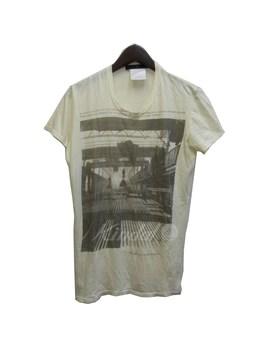 Julius 08 Ss Print T Shirt Ivory Size: 1 (Julius) by Rakuten Global Market