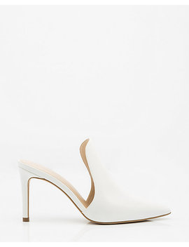Pointy Toe Mule by Le Chateau