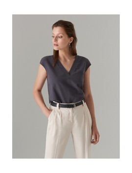 viscose-blouse by mohito
