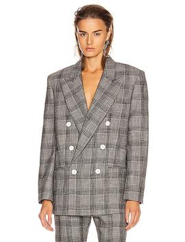 Deagan Blazer Jacket by Isabel Marant