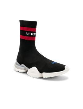 X Reebok Sock Pumps by Vetements