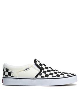 Women's Asher Slip On Sneaker by Vans