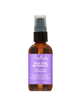 Shea Moisture 100% Pure Baobab Oil1.6  Oz by Walgreens