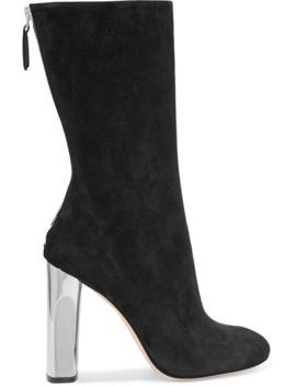 Suede Boots by Alexander Mc Queen