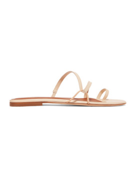 Sylvia Leather Sandals by Malone Souliers
