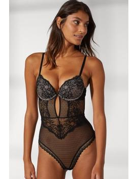 Kanten Superpush Up Body by H&M